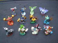 Skylander Spyros Figures