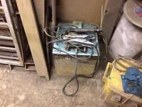 Oil cooled welder