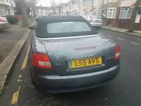 Audi a4 convertible auto diesel for sale
