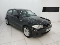 BMW 1 SERIES 1.6 116i 2005 5 DOOR HATCHBACK - £0 DEPOSIT FINANCE