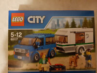 LEGO TRUCK AND TRAILER SET