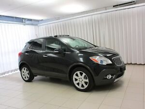 2016 Buick Encore AWD SUV w/ NAV SYSTEM, SUNROOF, BLUETOOTH AND
