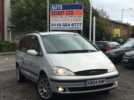 Ford Galaxy 1.9 TDi Ghia 5dr