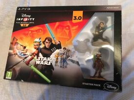 Disney Infinity 3.0: Star Wars Starter Pack (PS3, New/Sealed)