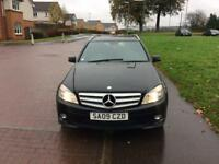 2009 MERCEDES C220 SPORT CDI AUTO ESTATE / MAY PX OR SWAP