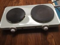 Small Two Ring Cooker