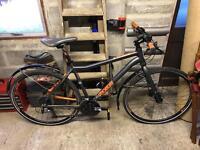 Voodoo hybrid bike