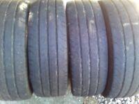 Continental van tyres