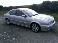 Jaguar Xtype SE * 2005 2 litre diesel * Low mileage * FSH * High spec model