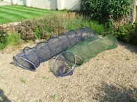 Two keepnets and landing net. Hardly used.