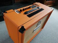 Orange Rocker 32 guitar amp - valve