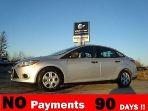 2014 Ford Focus S - WOW ONLY $32 A WEEK*