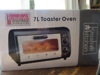Toaster oven -electric