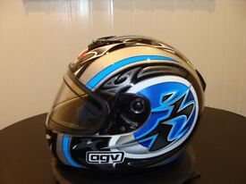 AGV K series size XL worn once 6 months old mint condition