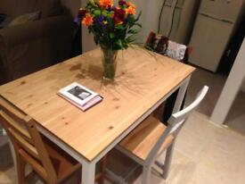 IKEA LERHAMN dining table (2 months old)