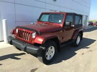 2009 Jeep Wrangler X Low Kilometers Like New Inside and Out!!