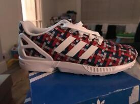 Adidas ZX flux trainers Junior 5.5