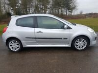 RENAULT CLIO 1.2 TCe 16v Dynamic 61k F/S/H IN V/G CONDITION