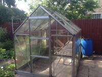 Glass Greenhouse for charity Auction