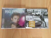 2 Bruce Springsteen CDs- Sweden Broadcast 1988 (Live CD) + Chapter & Verse hits