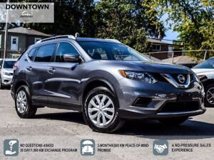 2015 Nissan Rogue S FWD CVT *One Owner & No Accidents*