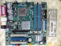 PC motherboard (Probably Faulty)