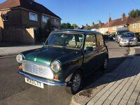 ROVER AUSTIN MINI MAYFAIR 1.3I 1995 - 9 MONTHS MOT - FULL SERVICE LAST MONTH