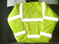 Portwest Hi-Visibility Bomber Jacket – BRAND NEW