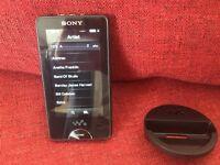 SONY WALKMAN NWZ X1060 32GB MP3/4 PLAYER