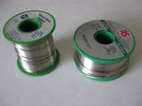 Lead Free Solder - 2 reels