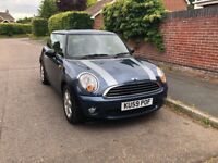 2009 (59) Mini One 1.4 - Only 59000 Miles - 1 Year MOT - Full Service History