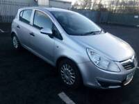 Vauxhall Corsa 1.2 petrol Low Genuine mileage Full mot Cheap on insurance cheap and Bargain price