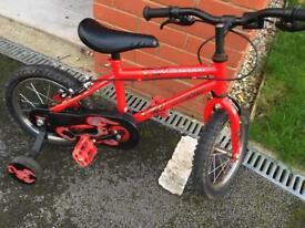 Tracker Scorpion kids bike