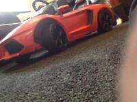 Orange Lamborghini bargain!!!!