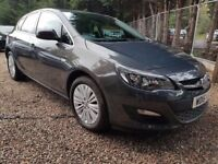 Vauxhall Astra 1.6 CDTi ecoFLEX Excite Hatchback 5dr (start/stop) FREE 1 YEAR WARRANTY,LIKE NEW