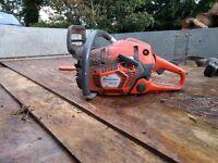 Husqvarna 560xp professional chainsaw