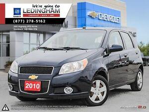 2010 Chevrolet Aveo LT 5-Door