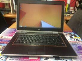 Dell Latitude E6420 Intel Core i5 320GB hard disk 4gb ram windows 8