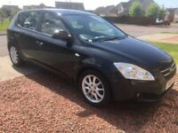 2007 KIA CEED DIESEL CRDI LS MODEL, FULL YEARS MOT, LOOKS GREAT DRIVES GREAT