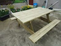NEW PICNIC TABLE ( Bench)