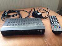 Bush freeview HD+ smart digital tv recorder