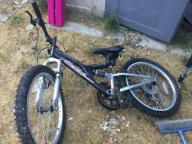 Spares or repairs kids bike