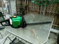 New Petrol hedge cutter/trimmer