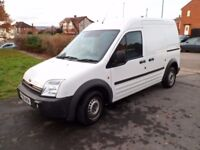 FORD CONNECT 1.8 DIESEL LWB HIGHTOP NEW MOT