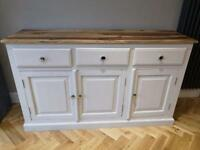 Gorgeous solid wood sideboard/dresser