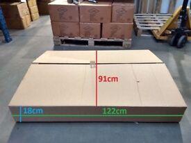 Large Mirror / Frame Cardboard Box