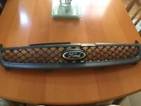 Ford Fiesta Zetec Front Grill & Badge