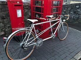 Peugeot tandom bicycle grand tourismo RETRO VINTAGE