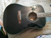 Acoustic Fender CD60 Guitar