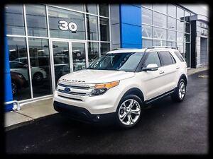 2015 Ford Explorer Limited ** NAVIGATION ** PARK ASSIST